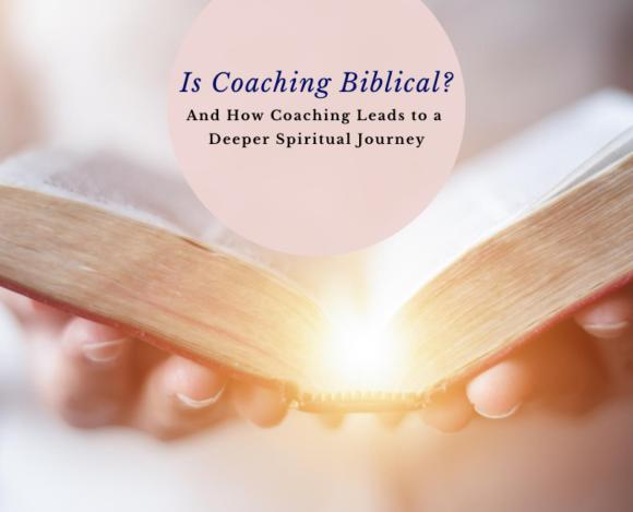 Is Coaching Biblical?