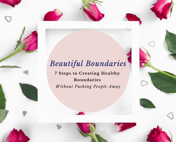 How to Create Beautiful Boundaries & Borders Without Pushing People Away